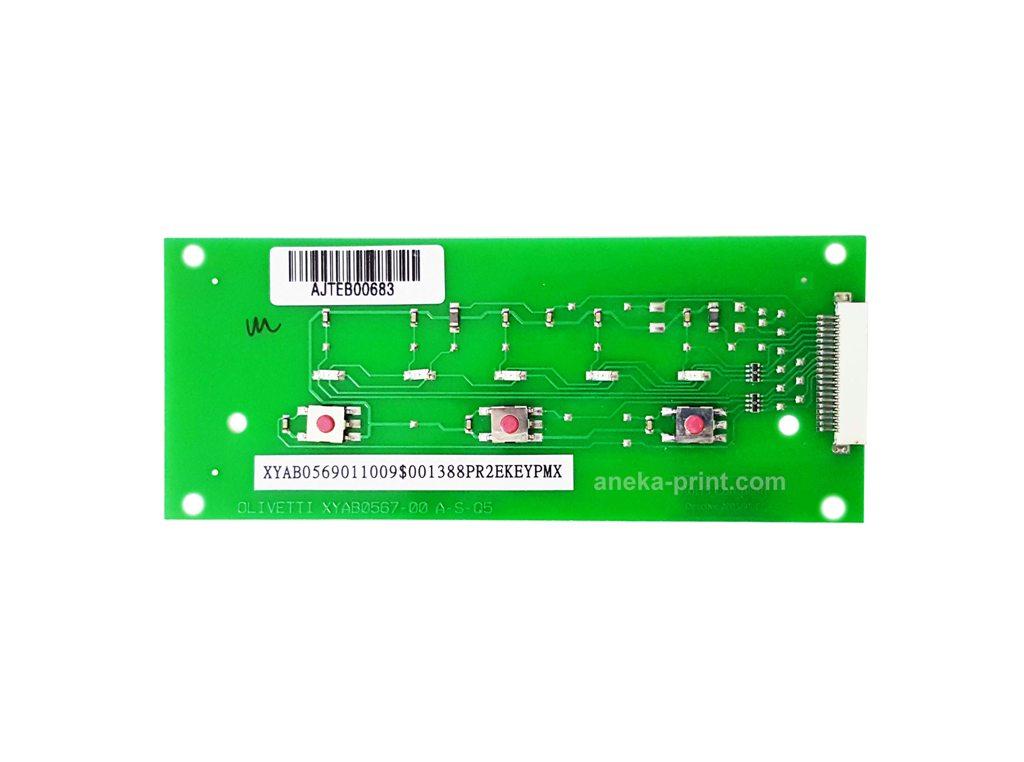 Panel Board Olivetti PR2Plus