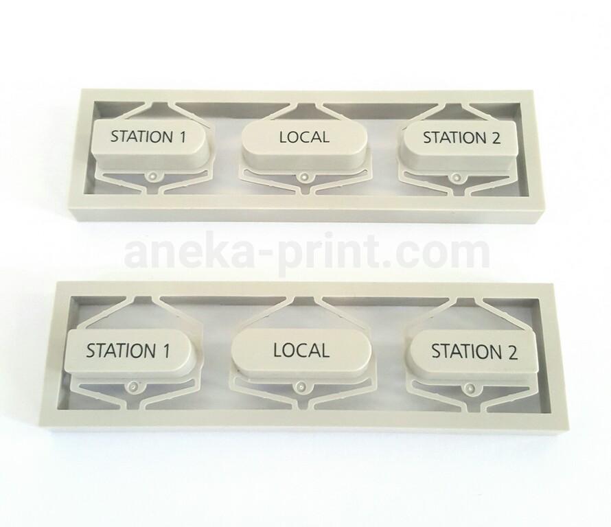 Tombol Panel Olivetti PR2plus
