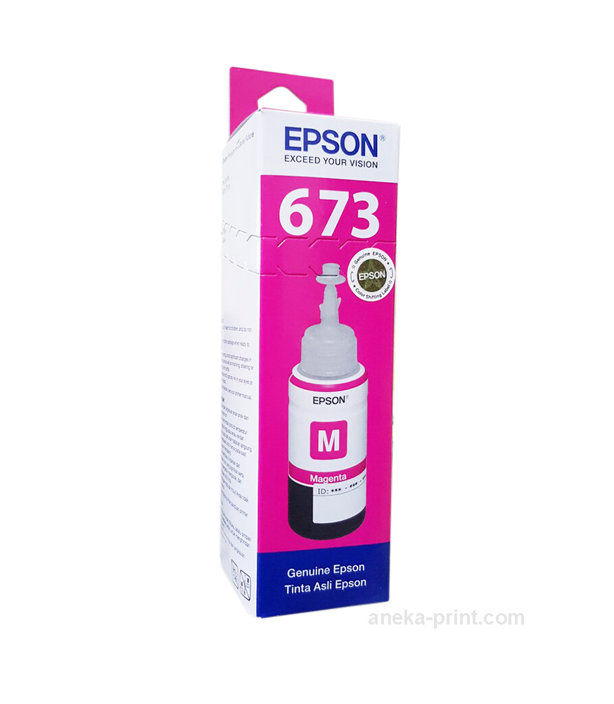 Tinta Epson Magenta L800/L850/L1800 Original