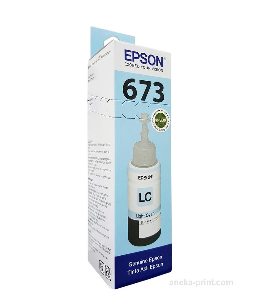 Tinta Epson Light Cyan L800/L850/L1800 Original