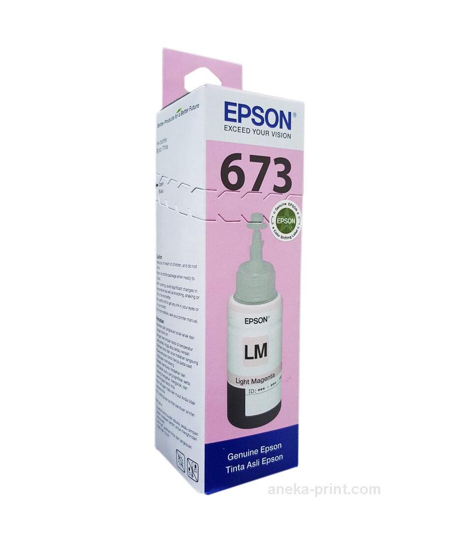 Tinta Epson Light Magenta L800/L850/L1800 Original